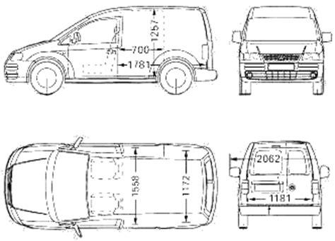 car blueprints chertezhi avtomobiley volkswagen
