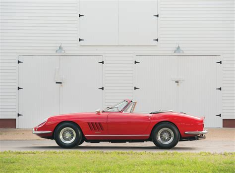 They were one of endurance racing's most successful teams, with drivers that included the rodriguez brothers. 1967 Ferrari 275 GTB/4 NART Spider Sells for $27.5 Million - autoevolution