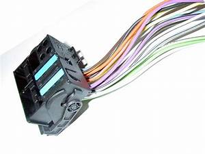 Bmw Vag  2002   Reverse Radio Wiring Harness For Factory