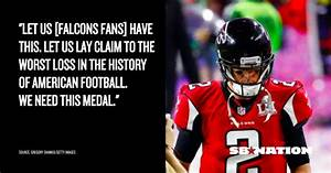 Of course the Atlanta Falcons pulled off the worst loss in ...