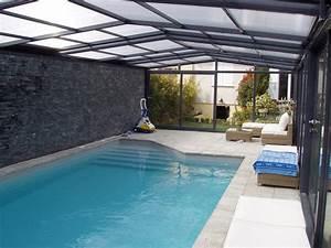 Abri Haut Piscine : les plus beaux abris de piscine mon jardin deco ~ Premium-room.com Idées de Décoration