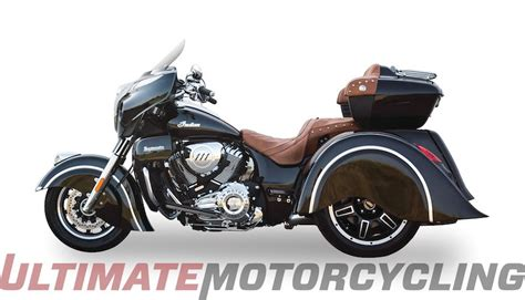 Motor Trike Tomahawk For Indian Motorcycle Released