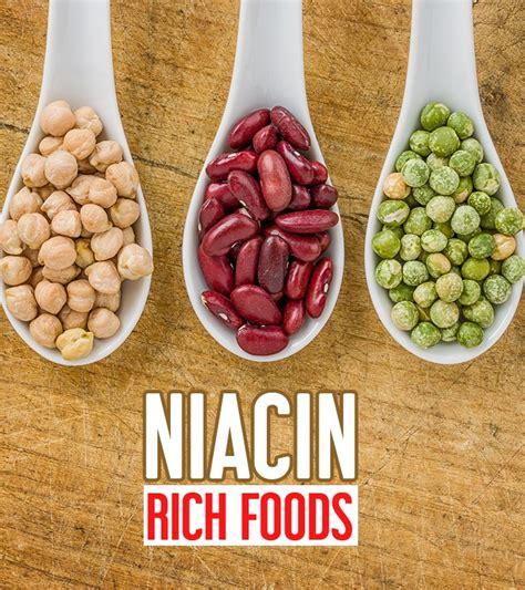 Top 10 Niacin Rich Foods