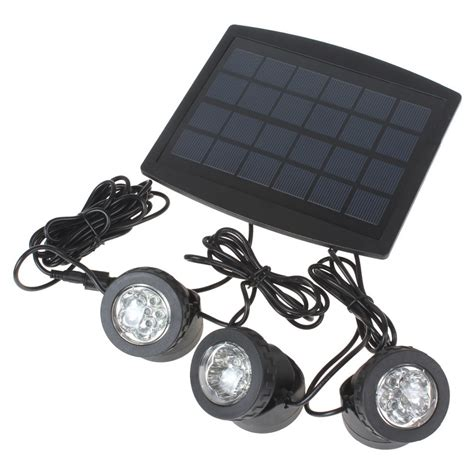 solar powered garden lights 3 solar powered flood lights modern outdoor lights