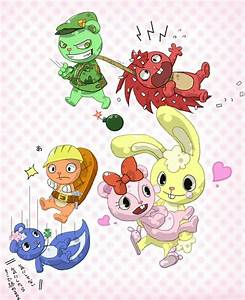 Happy Tree Friends images Happy Tree Friends::couples ...