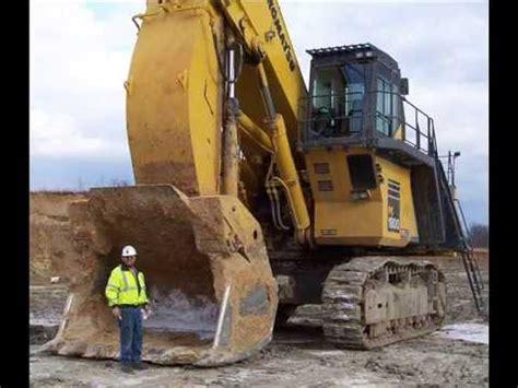 hydraulic mining excavator terex komatsu liebher