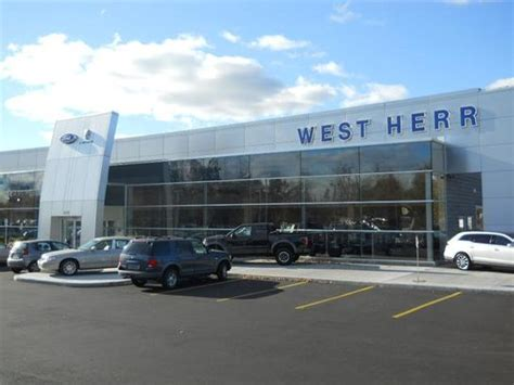 west herr ford lincoln amherst getzville ny  car