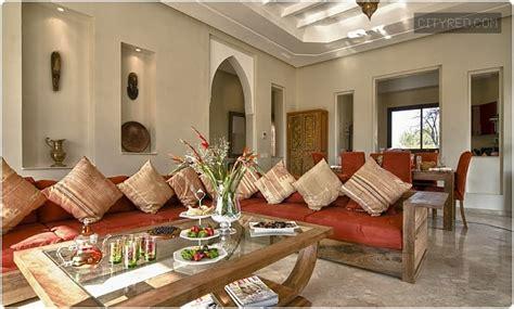 salon moderne villa  decoration platre maroc faux