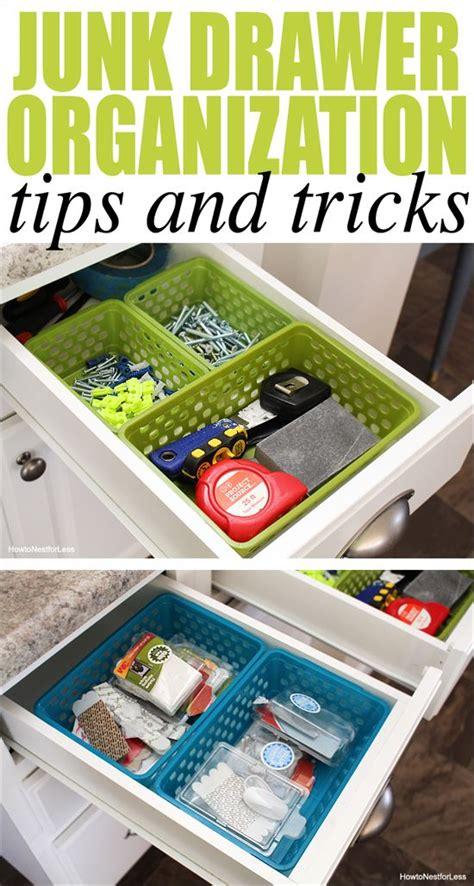 organize junk drawer kitchen 25 best dollar tree organization ideas on 3777