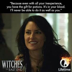 Witches of East End | Television Quotes | Witches of east ...
