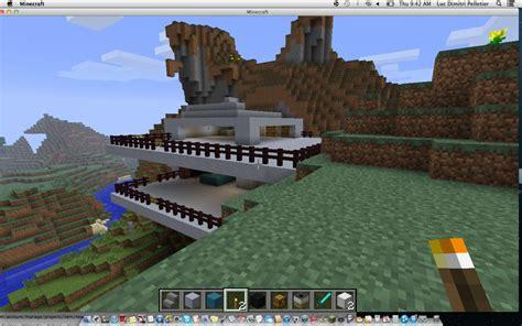 sky mountain house minecraft map