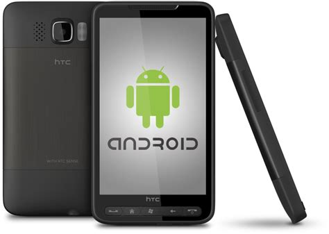 android htc android and ubuntu builds now released for htc hd2