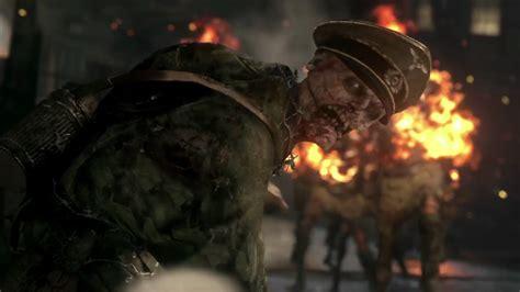 zombies duty call ww2 nazi juggernog trailer cod formula wwii armor guide dead changes gameranx ways mode