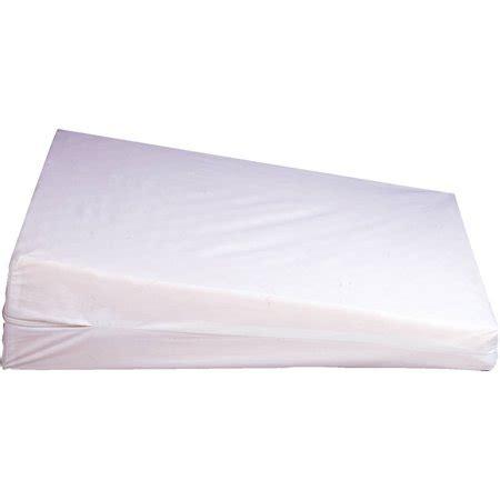 leg wedge pillow walmart beautyrest orthopedic wedge pillow walmart