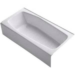 alcove tubs bathtubs whirlpools the home depot
