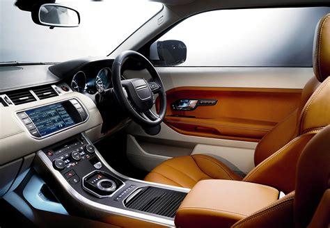 evoque land rover interior range rover evoque pictures interior