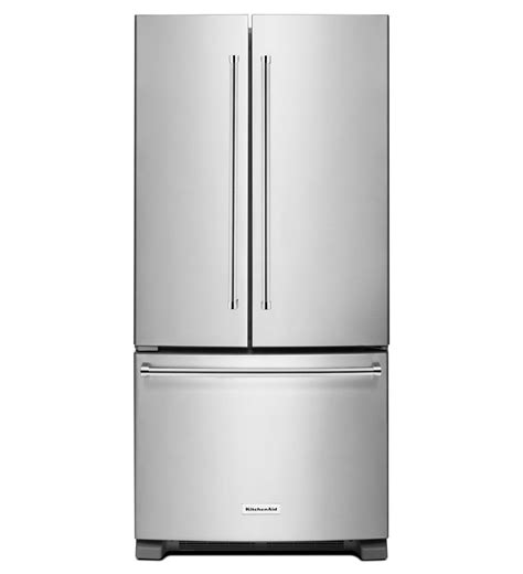 counter depth refrigerator width 33 kitchenaid 174 22 cu ft 33 inch width standard depth