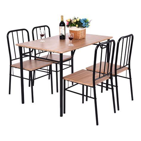 buy giantex  piece dining set table