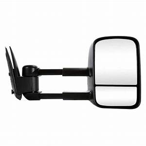 Manual Tow Passenger Right Side Mirror For 1999
