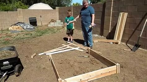 7359 greenes raised beds building a raised bed garden with greenes fence
