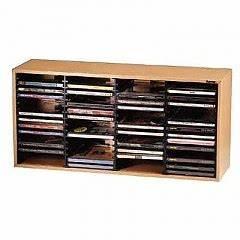 Cd Box Aufbewahrung : teamsix 48065 cd box st 60 buche buche hama archivierung ~ Whattoseeinmadrid.com Haus und Dekorationen