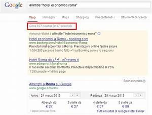 automatizzare le query allintitle con google doc With google documents query