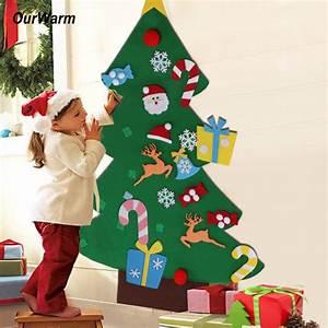 Aliexpress.com : Buy Ourwarm New Year Gifts Kids DIY Felt ...