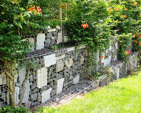 arredo giardino bologna gabbioni per arredo giardino