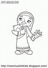 Coloring Islamic Ramadan Islam Muslim Quran Activities Hijab Arabic Cartoon November 2009 Clipart Coloriages Template Worksheets Eid Islamiques Colouring Studies sketch template