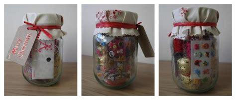 Diy Christmas Gift Jars
