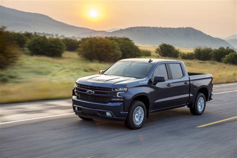 2019 Silverado Rst Guided Photo Gallery Tour  Gm Authority