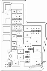 Fuse Box Diagram  U0026gt  Toyota Rav4  Xa40  2013
