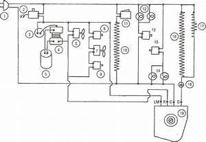 Refrigeracion  Circuito Electrico De Un Refrigerador Duplex Y Cencillo