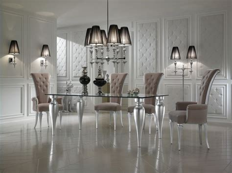 decorations for home interior black and white dining room decor with glass top