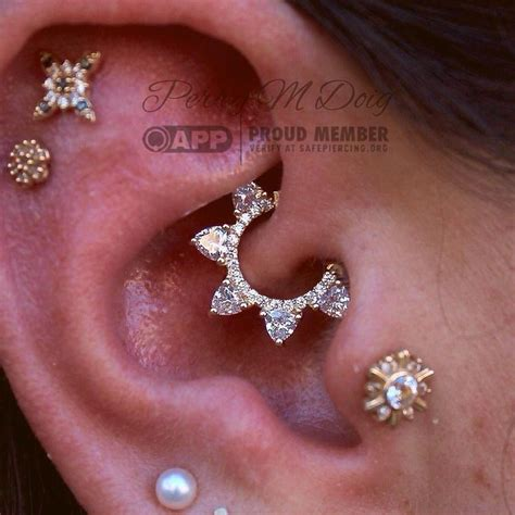 Best 25+ Daith earrings ideas on Pinterest