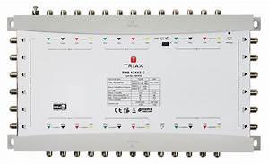 Triax Multiswitch Wiring Diagram