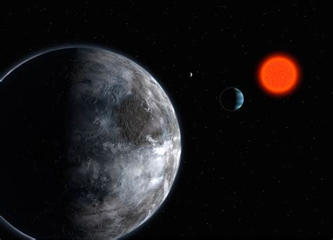 Astronomers Find First Earthlike Planet In Habitable Zone