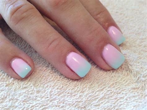 Cotten Candy Nails