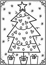 Christmas Coloring Tree Pages Club Pond Noel Colouring Easy Print Tulamama Coloriage Fromthepond Printable Desenhos Printables Holiday Coloriages Preschool Visit sketch template