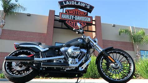 2017 Harley-davidson Softail Breakout (fxsb)│review And