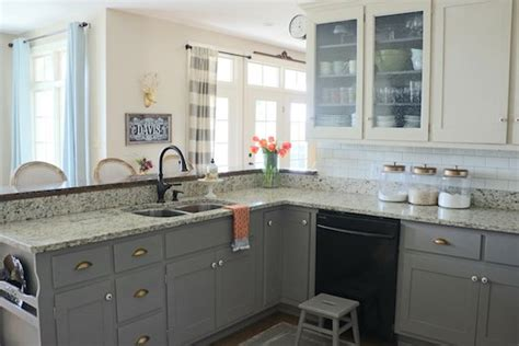 wonderful how to repaint kitchen cabinets why i repainted my chalk painted cabinets sincerely d