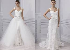 wedding dresses with an overskirt rustic wedding chic With over skirt wedding dress