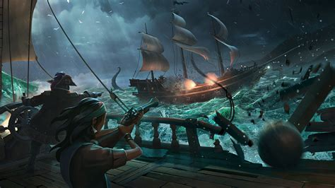 Fallout 4 Wallpaper Android Top 10 Things You Need To Know About Sea Of Thieves