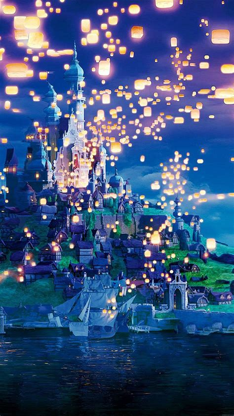 Disneyland Iphone X Wallpaper by Tap Image For More Iphone Disney Wallpapers Rapunzel