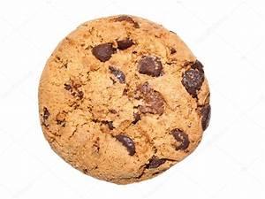 Chocolate chip cookie — Stock Photo © MaxPayne #5816061