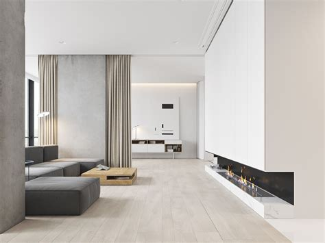 Home Minimalist : 40 Gorgeously Minimalist Living Rooms That Find Substance