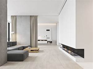 Minimalist Interior Design : 40 gorgeously minimalist living rooms that find substance in simplicity ~ Markanthonyermac.com Haus und Dekorationen