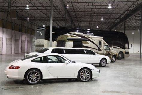Auto Mall Rv Boat Storage by Luxury Rv With Car Storage
