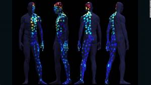 Maps reveal the bacteria and chemicals lurking on skin ...