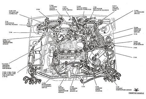 Ford Tauru Engine Sensor Wiring Diagram by Ford Ranger Engine Size 2001 Impremedia Net